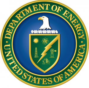 Dept of Energy Seal